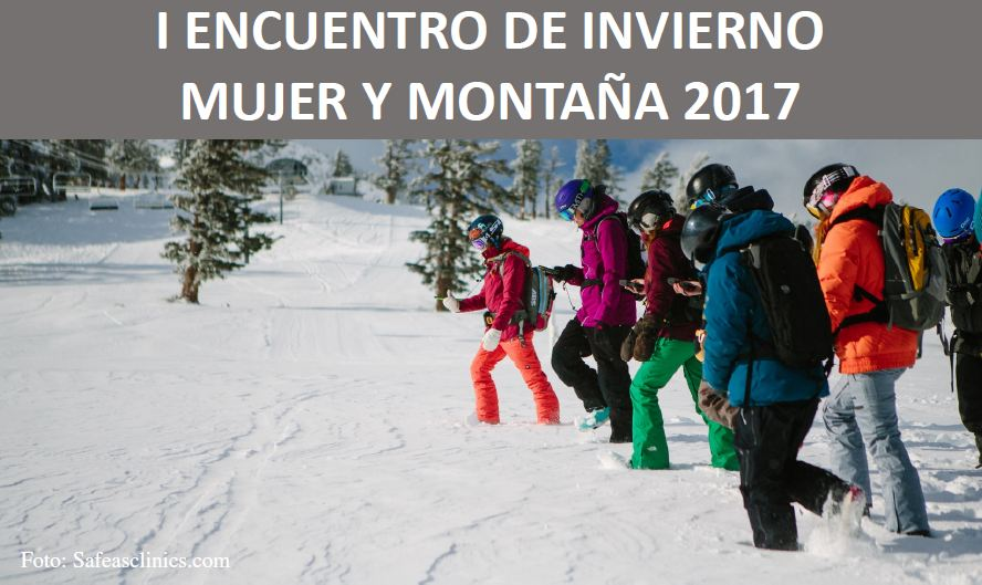 I encuentro mujer 2017